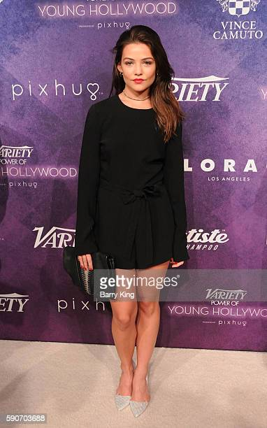 Actress Danielle Campbell attends Variety's Power of Young Hollywood event presented by Pixhug with Platinum Sponsor Vince Camuto at NeueHouse...