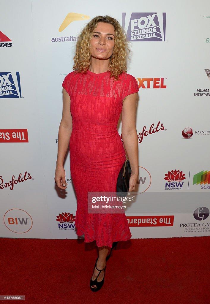 Australians In Film's 5th Annual Awards Gala - Arrivals