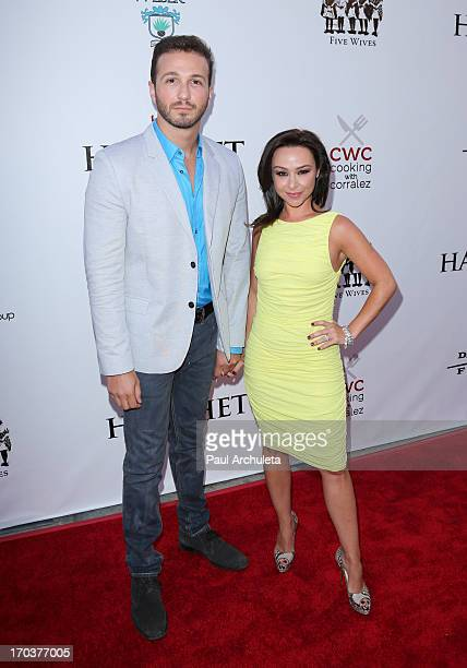Actress Danielle Harris attends the 'Hatchet II' premiere at the American Cinematheque's Egyptian Theatre on June 11 2013 in Hollywood California