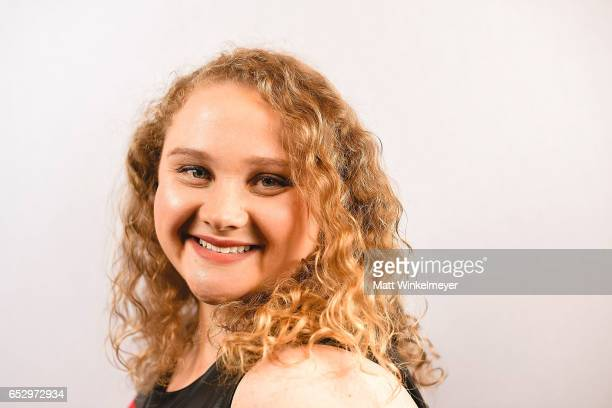 Actress Danielle Macdonald poses for a portrait at the 'Patti Cake$' premiere 2017 SXSW Conference and Festivals on March 13 2017 in Austin Texas
