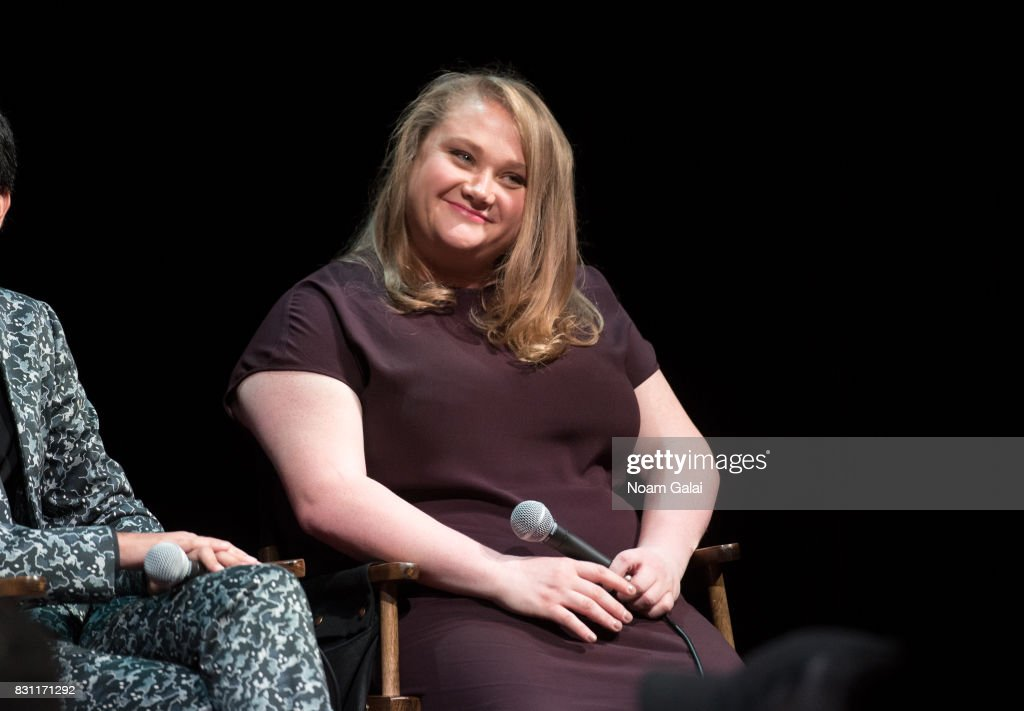 Actress Danielle Macdonald visits SAG-AFTRA Foundation to discuss 'Patti Cake$' at SAG-AFTRA Foundation Robin Williams Center on August 13, 2017 in New York City.
