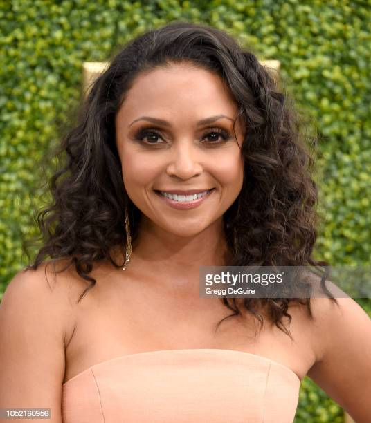 Actress Danielle Nicolet arrives at The CW Network's Fall Launch Event at Warner Bros Studios on October 14 2018 in Burbank California