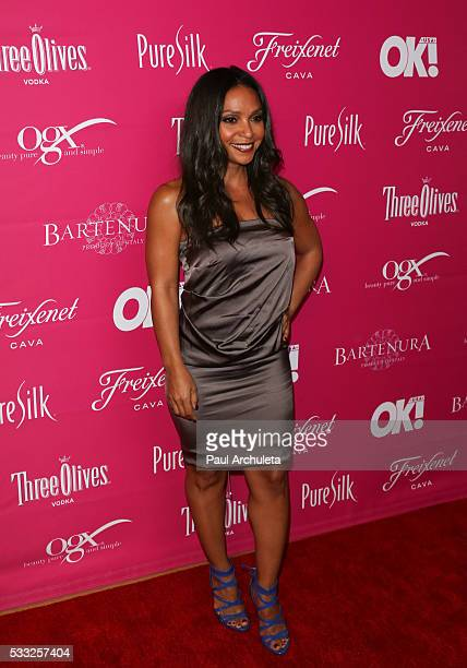 Actress Danielle Nicolet attends OK! Magazine's So Sexy LA party at SkyBar at the Mondrian Los Angeles on May 18, 2016 in West Hollywood, California.