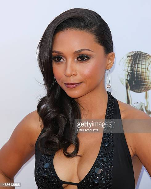 Actress Danielle Nicolet attends the 46th Annual NAACP Image Awards on February 6, 2015 in Pasadena, California.