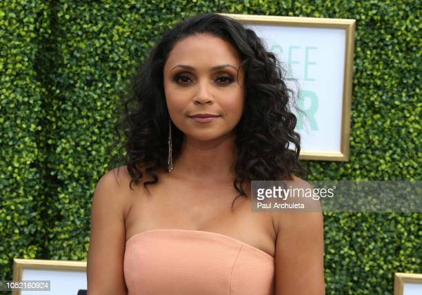 Actress Danielle Nicolet attends the CW Network's fall launch event at Warner Bros Studios on October 14 2018 in Burbank California