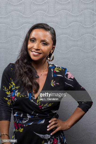 Actress Danielle Nicolet from 'The Flash' is photographed for Los Angeles Times on July 21 2018 in San Diego California PUBLISHED IMAGE CREDIT MUST...