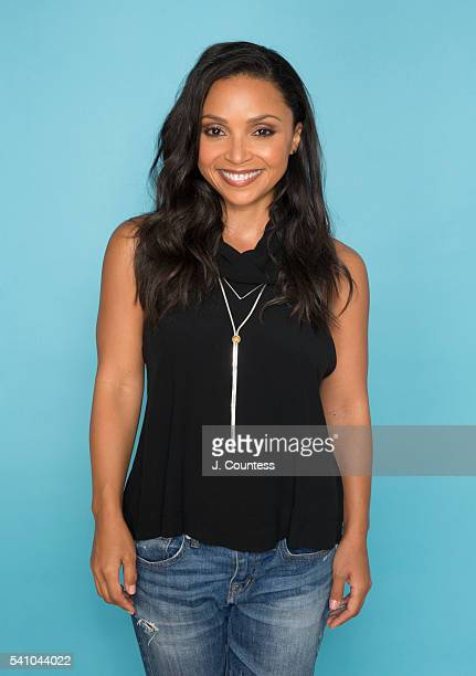 Actress Danielle Nicolet poses for a portrait at the American Black Film Festival on June 16, 2016 at the Ritz Carlton in Miami, Florida.