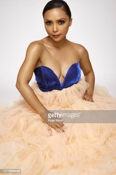 Actress Danielle Nicolet poses for a portrait on October 30 2019 in Los Angeles California