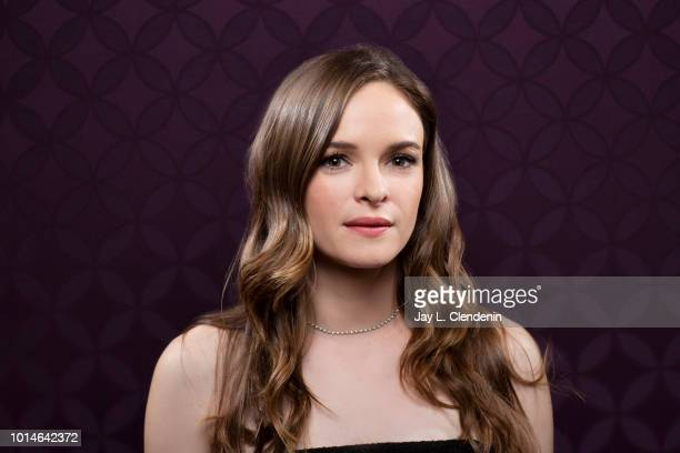 Actress Danielle Panabaker from 'The Flash', is photographed for Los Angeles Times on July 21, 2018 in San Diego, California. PUBLISHED IMAGE. CREDIT...