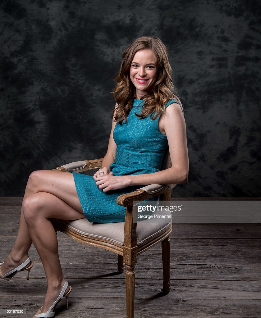 Actress Danielle Panabaker of The Flash poses for a portrait during CTV 2014 Upfront at Sony Centre for the Performing Arts on June 5, 2014 in Toronto, Canada.
