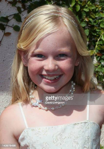 Actress Danielle Parker attends the 33rd Young Artist Awards at the Sportmen's Lodge on May 6 2012 in Studio City California