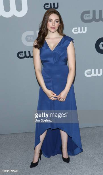 Actress Danielle Rose Russell attends the 2018 CW Network Upfront at The London Hotel on May 17 2018 in New York City