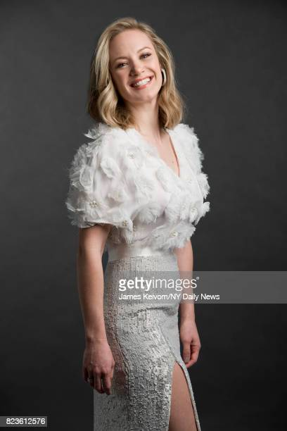 Actress Danielle Savre photographed for the NY Daily News on February 16 2017 in New York City