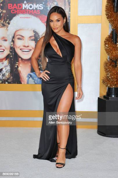 Actress Daphne Joy attends the premiere of STX Entertainment's 'A Bad Moms Christmas' at Regency Village Theatre on October 30 2017 in Westwood...