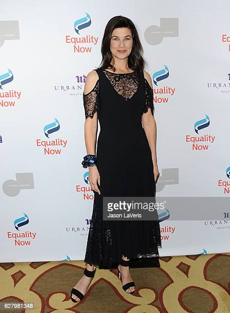 Actress Daphne Zuniga attends Equality Now's 3rd annual Make Equality Reality gala at Montage Beverly Hills on December 5 2016 in Beverly Hills...