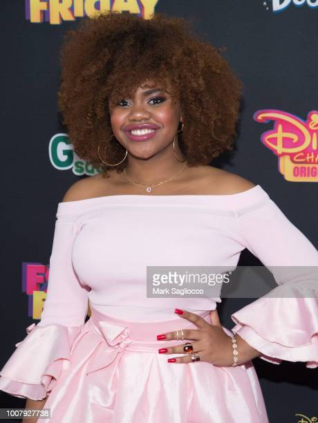 Actress Dara Renee attends the Freaky Friday New York Premiere at The Beacon Theatre on July 30 2018 in New York City