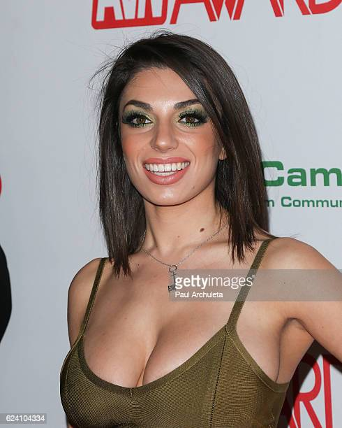 Actress Darcie Dolce attends the 2017 AVN Awards nomination party at Avalon on November 17 2016 in Hollywood California