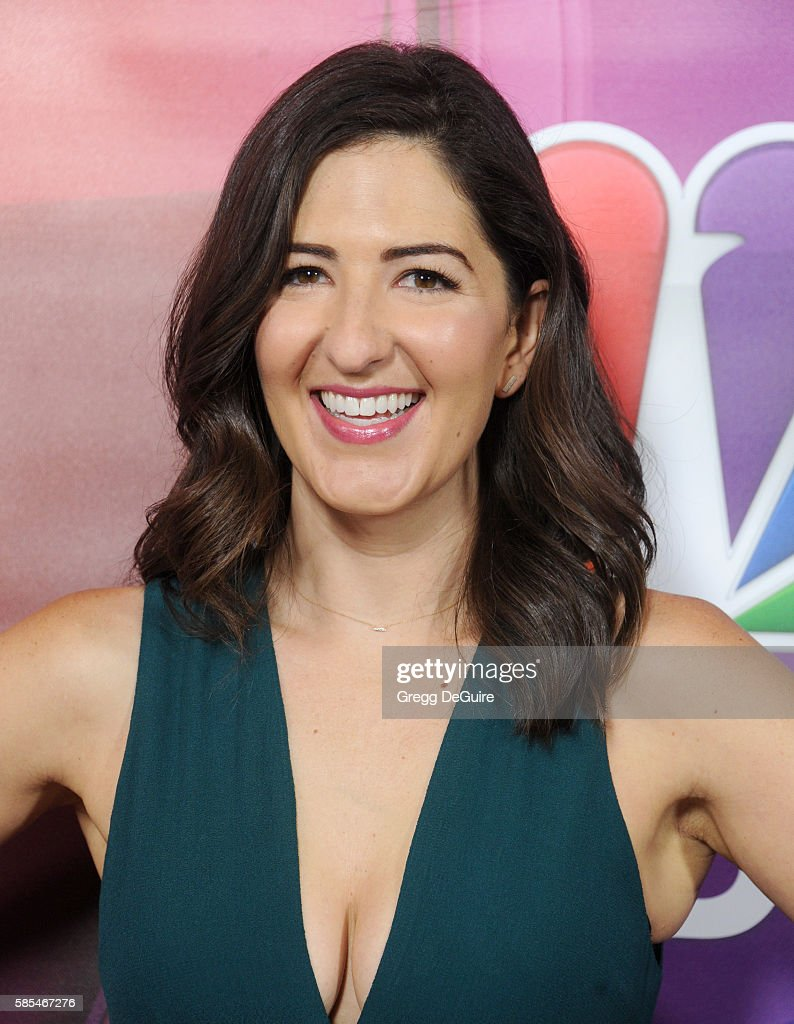 2016 Summer TCA Tour - NBCUniversal Press Tour Day 1 - Arrivals : News Photo