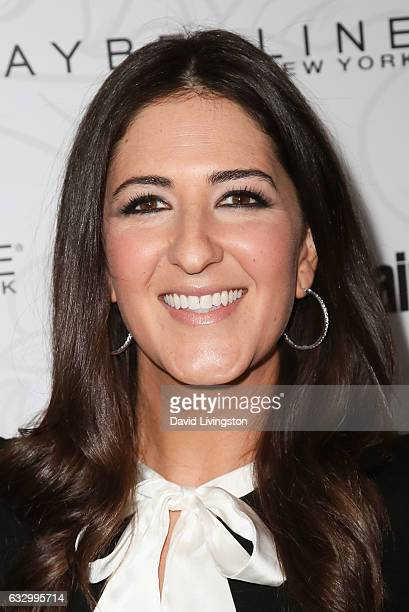 Actress D'Arcy Carden arrives at the Entertainment Weekly celebration honoring nominees for The Screen Actors Guild Awards at the Chateau Marmont on...