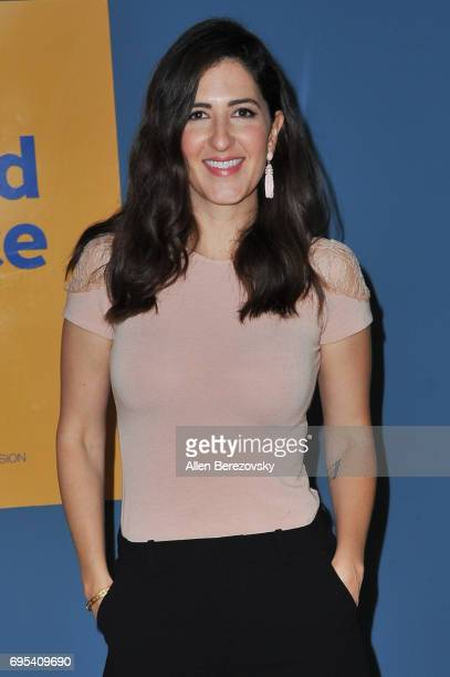 Actress D'Arcy Carden attends NBC's 'The Good Place' FYC at UCB Sunset Theater on June 12 2017 in Los Angeles California
