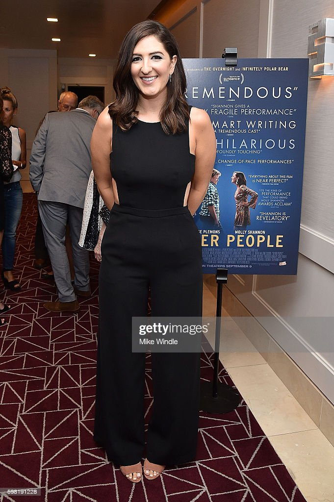"""Premiere Of Vertical Entertainment's """"Other People"""" - Red Carpet : News Photo"""