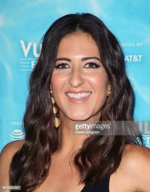 Actress D'Arcy Carden attends the Vulture Festival Los Angeles KickOff Party at the Hollywood Roosevelt Hotel on November 17 2017 in Hollywood...