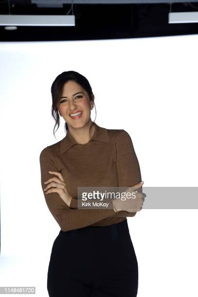 Actress D'Arcy Carden is photographed for Los Angeles Times on April 27 2019 in El Segundo California PUBLISHED IMAGE CREDIT MUST READ Kirk McKoy/Los...