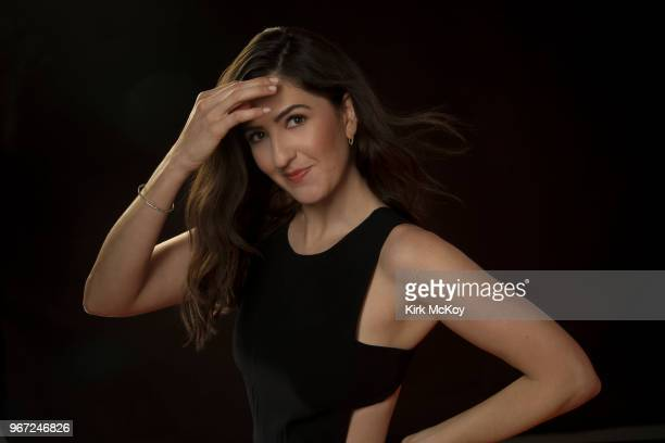 Actress D'Arcy Carden is photographed for Los Angeles Times on May 8 2018 in Los Angeles California PUBLISHED IMAGE CREDIT MUST READ Kirk McKoy/Los...
