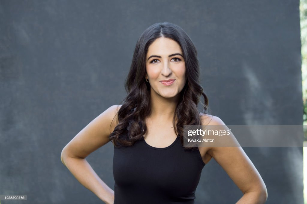 D'Arcy Carden, Hollywood Reporter, May 30, 2018 : News Photo