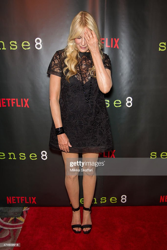 "Netflix Hosts Premiere Of ""Sense8"" : News Photo"