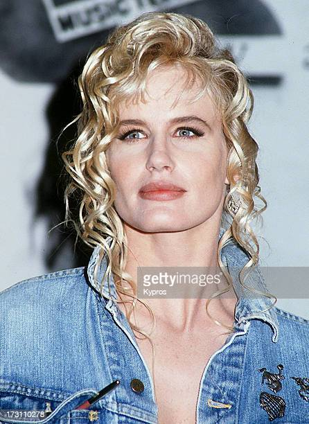 Actress Daryl Hannah at the 1992 MTV Movie Awards at Walt Disney Studios in Burbank California United States 5th June 1992