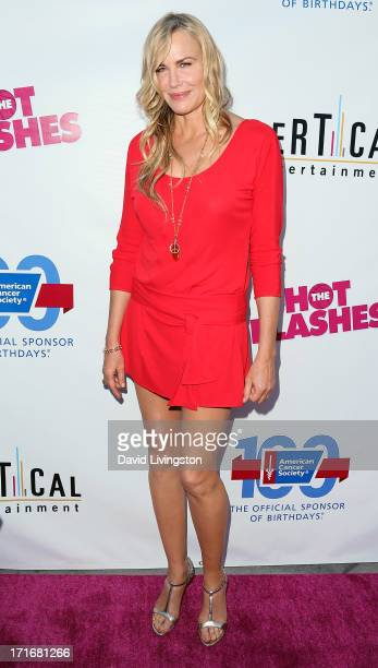 Actress Daryl Hannah attends the premiere of 'The Hot Flashes' at ArcLight Cinemas on June 27 2013 in Hollywood California