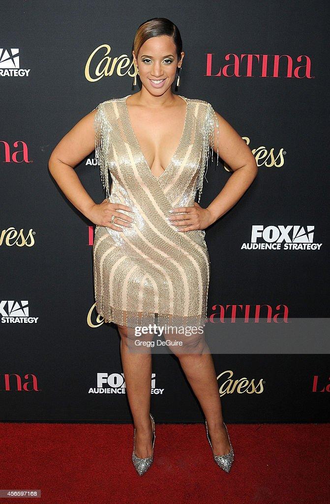 Latina Magazine Host Hollywood Hot List Party   Fitzroy
