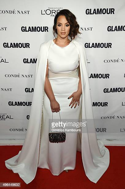 Actress Dascha Polanco attends 2015 Glamour Women Of The Year Awards at Carnegie Hall on November 9 2015 in New York City