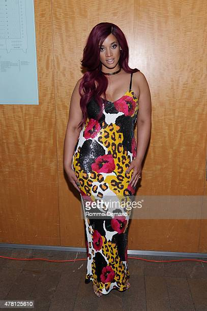 Actress Dascha Polanco attends 5th Annual Broadway Sings For Pride Event at JCC Manhattan on June 22 2015 in New York City