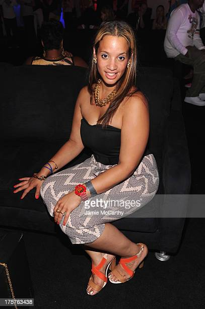 Actress Dascha Polanco attends GShock Shock The World 2013 at Basketball City on August 7 2013 in New York City