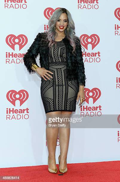 Actress Dascha Polanco attends the 2014 iHeartRadio Music Festival at the MGM Grand Garden Arena on September 20 2014 in Las Vegas Nevada