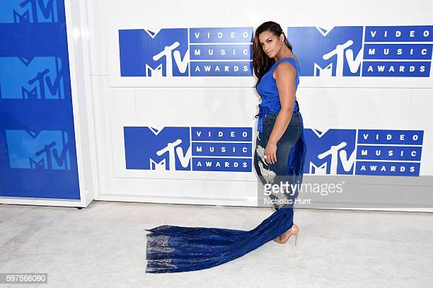 Actress Dascha Polanco attends the 2016 MTV Video Music Awards at Madison Square Garden on August 28 2016 in New York City