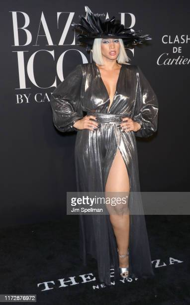 Actress Dascha Polanco attends the 2019 Harper's Bazaar ICONS on September 06 2019 in New York City