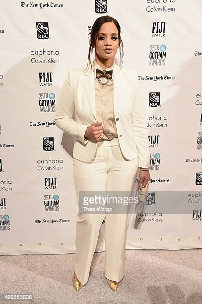 Actress Dascha Polanco attends the 25th Annual Gotham Independent Film Awards at Cipriani Wall Street on November 30 2015 in New York City