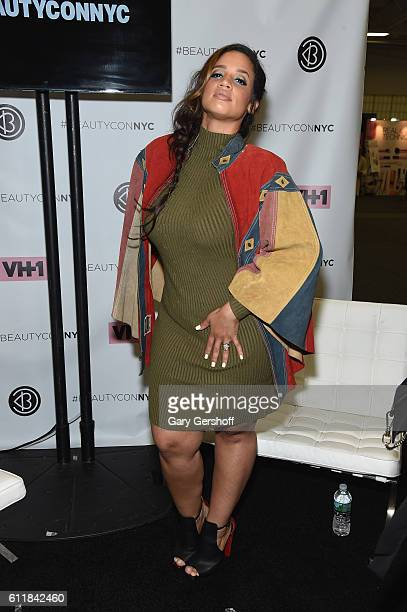 Actress Dascha Polanco attends the 3rd Annual Beautycon Festival New York at Pier 36 on October 1 2016 in New York City