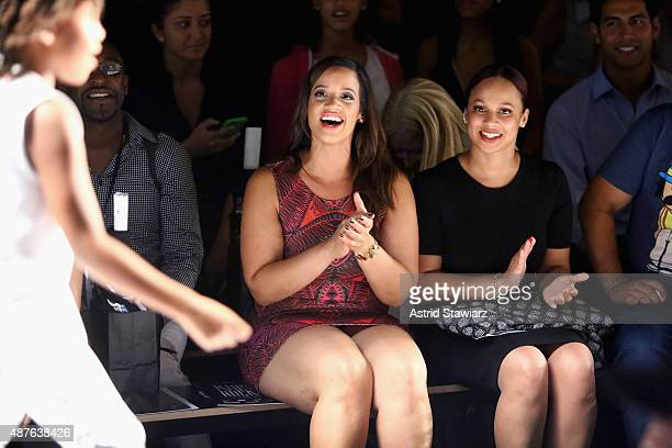 Actress Dascha Polanco Attends The Kids Rock Fashion Show During News Photo Getty Images