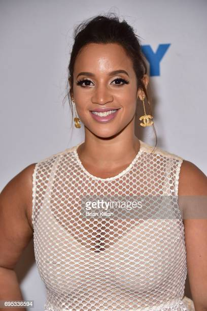 Actress Dascha Polanco attends the 'Orange is the New Black' Season Five Debut Screening And Conversation at 92nd Street Y on June 12 2017 in New...