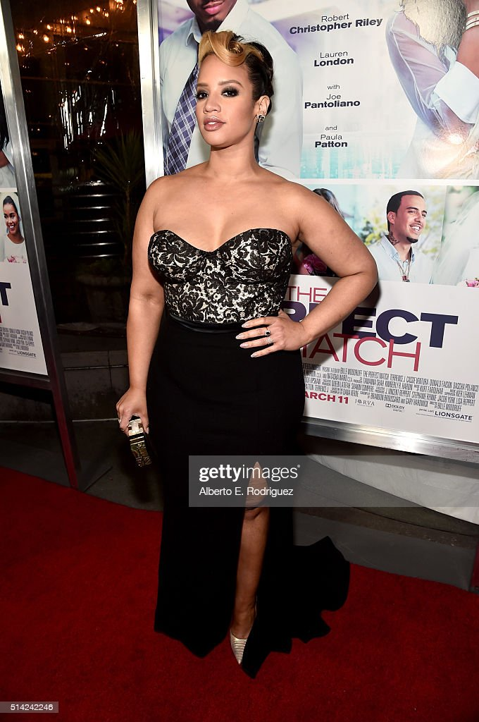 "Premiere Of Lionsgate's ""The Perfect Match"" - Red Carpet"
