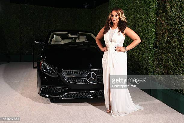 Actress Dascha Polanco attends Variety and Women in Film Emmy Nominee Celebration powered by Samsung Galaxy on August 23 2014 in West Hollywood...