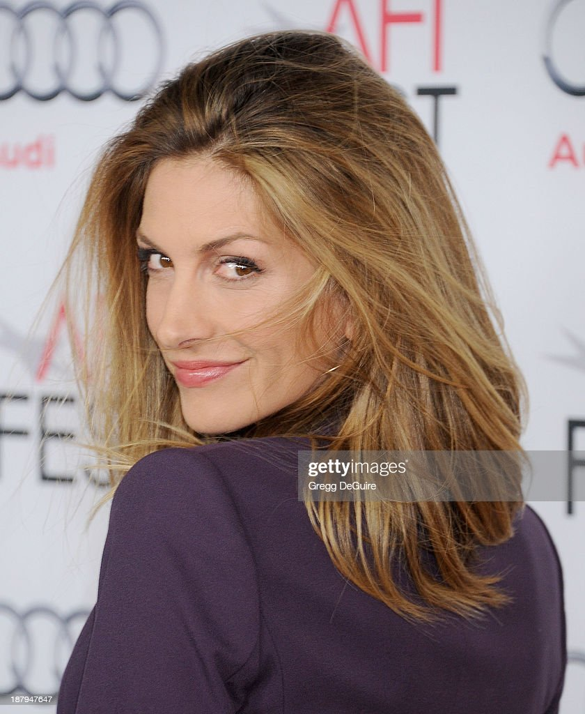 Actress Dawn Olivieri arrives at AFI FEST 2013 'The Secret Life Of Walter Mitty' premiere at TCL Chinese Theatre on November 13, 2013 in Hollywood, California.