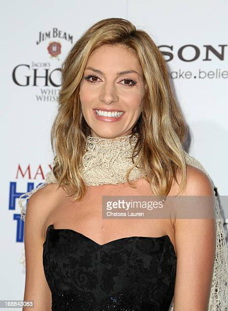 Actress Dawn Olivieri arrives for Maxim's Hot 100 Celebration at Create Nightclub on May 15 2013 in Hollywood California