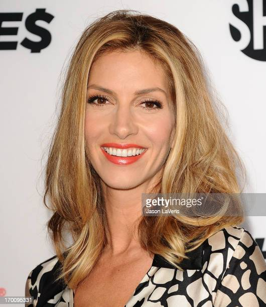 """Actress Dawn Olivieri attends a special screening of """"Hou$e of Lie$"""" at Leonard H. Goldenson Theatre on June 6, 2013 in North Hollywood, California."""