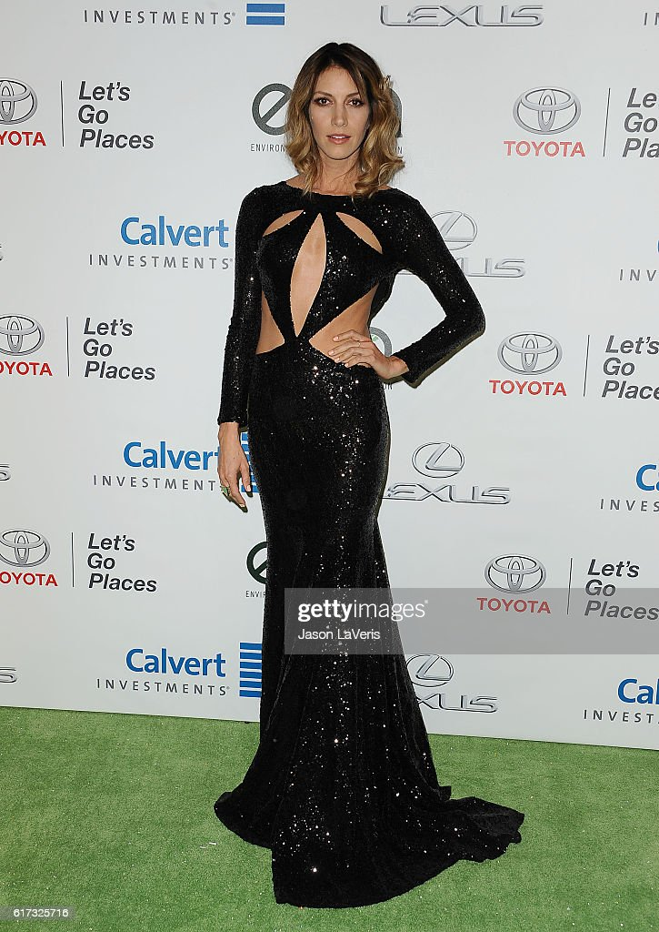 Actress Dawn Olivieri attends the 26th annual EMA Awards at Warner Bros. Studios on October 22, 2016 in Burbank, California.