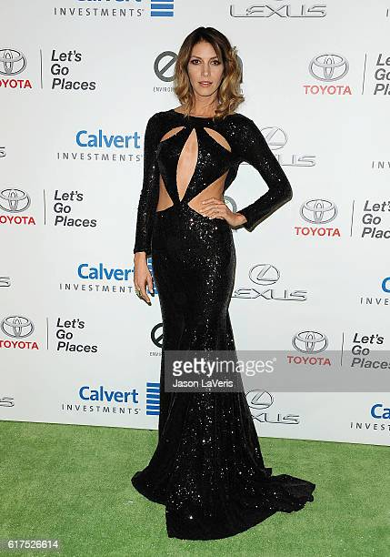Actress Dawn Olivieri attends the 26th annual EMA Awards at Warner Bros Studios on October 22 2016 in Burbank California